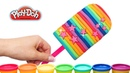 Плей До Мороженое Лепим Поделки из пластилина Play Doh