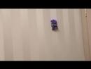 [WALL CLIMBER] - Антигравитационная машинка! Машинка ездит по стене и потолку