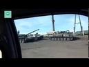 Киев готов к атаке: появилось видеозапись переброски военной техники ВСУ к Луганску
