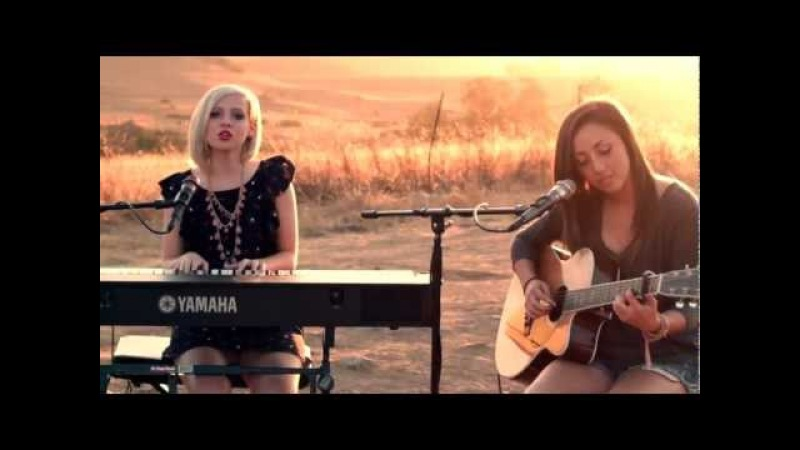 Too Close by Alex Clare | Alex G Madilyn Bailey Cover (Acoustic) | Official Music Video