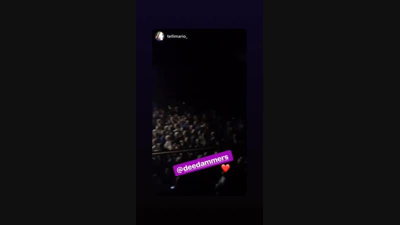 U.D.O. Russian Tour 2018 Ufa, Russia 17/11/2018 (1)