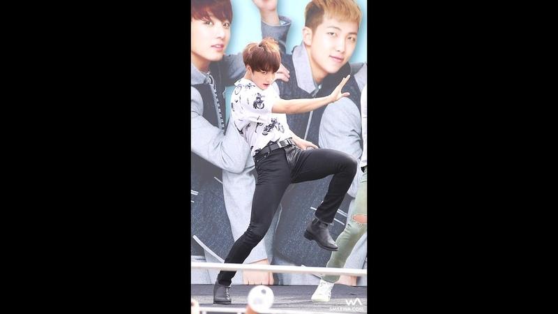 160604 방탄소년단 BTS 정국 불타오르네 FIRE @스마트 가족사랑의 날 캠페인 직캠 Fancam by wA