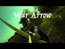 War Arrow Novice Makes a Warbow Battle Arrow with parts from eBay