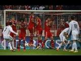 Ronaldo ● Messi ● Ronaldinho ● Rivaldo ● Pirlo ● Under The Wall Free Kicks