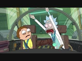 Рик и Морти (так выглядят косплееры после феста!)