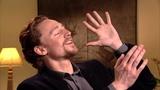 Tom Hiddleston talk about Joey in War Horse
