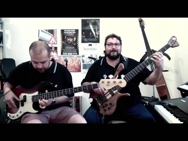 Federico Malaman - HEY FRIENDS!! READY FOR A NEW VIDEOLINO feat Anton Davidyants ?!?!?!?!?