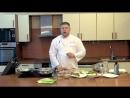 Свинина с креветками на сковороде Вок от iCook (1)