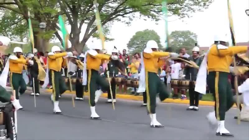 Norfolk State Marching Spartan Legion