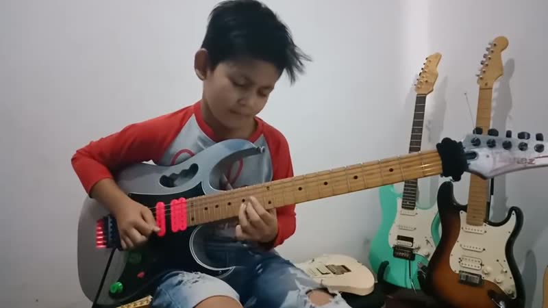 Dream Theater - Best of Time Cover by Abim Finger