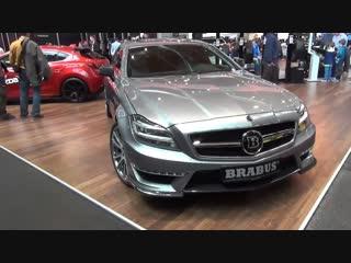 BRABUS 650 - Mercedes-Benz CLS 63 AMG 4Matic Shooting Brake