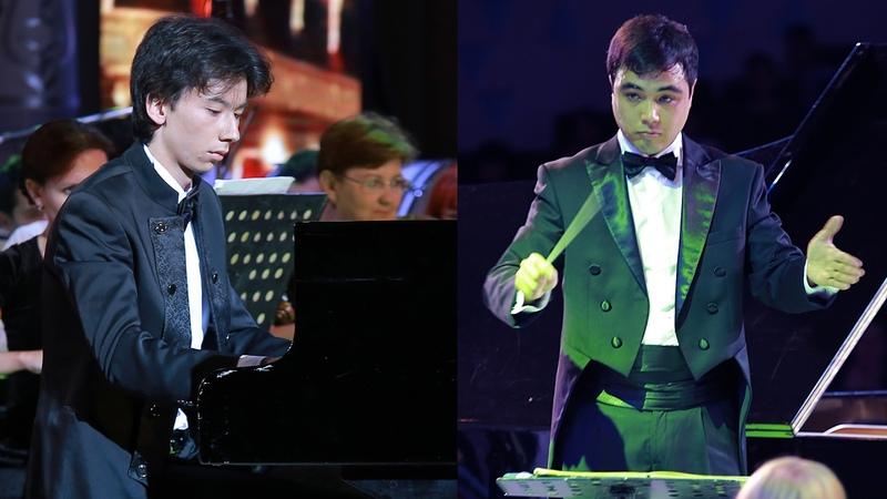 Rachmaninov. С.Рахманинов. Концерт № 2 для фортепиано с оркестром KAKHRAMON G'ulomjonov HAVAS guruhi