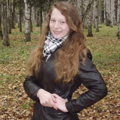 Настя Игнатьевская, 25 февраля 1998, Вологда, id52464007