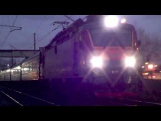 ЭП20-021 с поездом №94