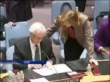 Нападения Саманты Пауэр на Виталия Чуркина в Совбезе ООН...