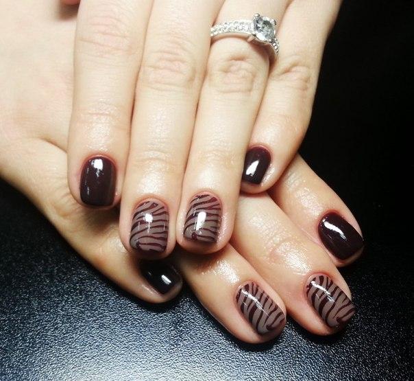 Ногти спб озерки shellac шеллак маникюр