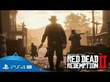 Red Dead Redemption 2 Трейлер игрового процесса PS4.