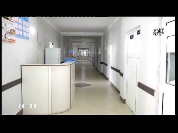 Беморхонаи клиникавии вилоятӣ Сугд таҷҳизоти тиббии замонави ворид шуд