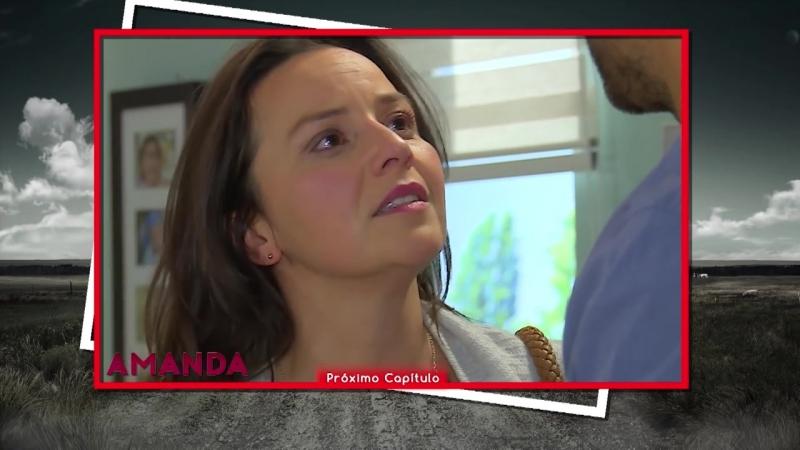 Amanda - Avance Capítulo 8