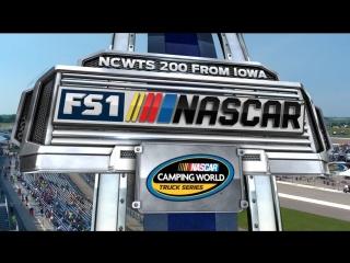 2018 NASCAR Camping World Truck Series - Round 09 - Iowa 200