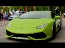 1200 HP Lamborghini Huracan LP610-4 GTT vs. 1200 HP Nissan GT-R (R35) GTT