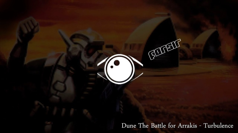 Dune The Battle for Arrakis Turbulence cover by FARS1R