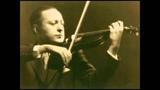 Ballade et polonaise - Jascha Heifetz