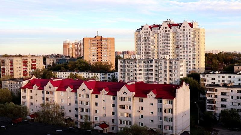 Солнечногорск. Октябрь 2018