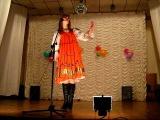 Мисс Солнечная поляна осень 2010 Таня Рязанцева Песня о России