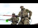 Спецназ ФСБ провёл второй этап военных учений в Крыму