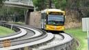 Автобусы на бетонных рельсах. Скоростные маршруты Австралии