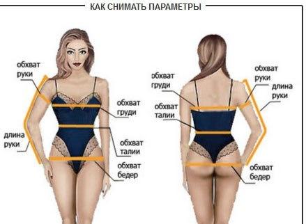 Купить женскую одежду 54 размера