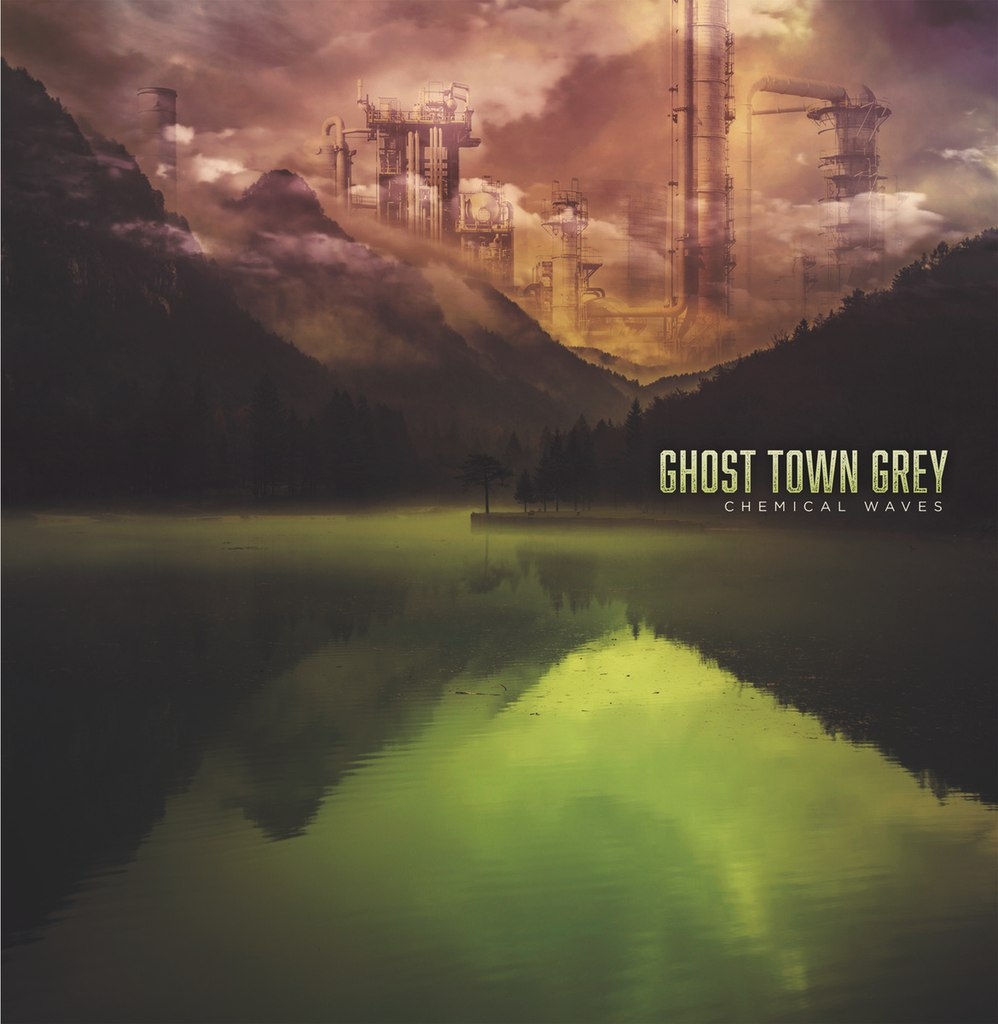 Ghost Town Grey - Chemical Waves (EP) (2015)