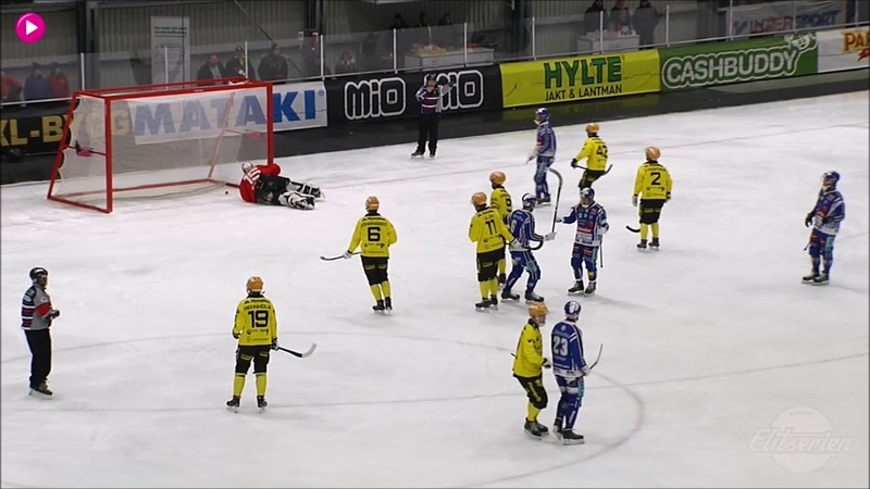 Elitserien Vetlanda BK Villa Lidköping