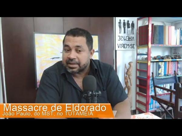 TUTAMÉIA entrevista João Paulo Rodrigues, do MST