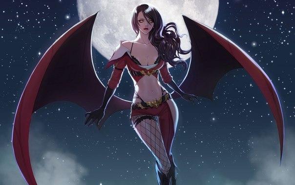 картинки аниме дьяволы: