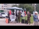 На Дуброве опять поют афганцы