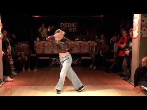 Hiphop Revolution 2018 Popping Judge Solo Inxi
