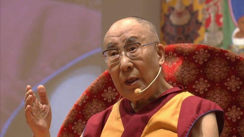 Далай-лама. Учения в Японии. 12.05.2016 вечерняя сессия