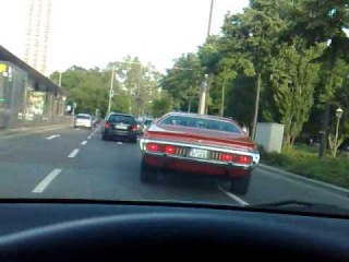 Dodge Charger 1973 Sound