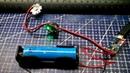 Электронные компоненты для светодиодного фонаря