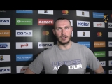 Константин Барулин - о 500-м матче в КХЛ