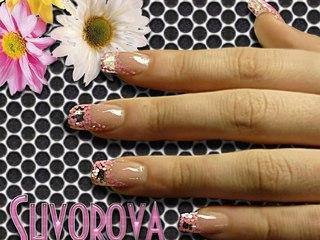 Дизайн гелевые ногти видео