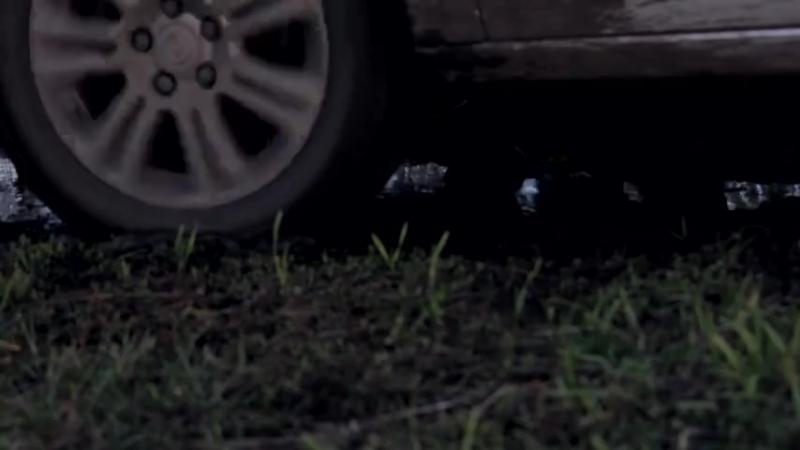 Как вытянуть авто из грязи одному