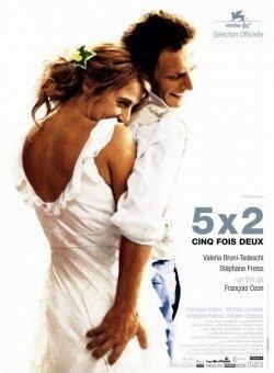Ver 5 x 2: Cinco veces dos (2004) Online