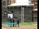 О мезенской деревне Кимже снимают документальный фильм