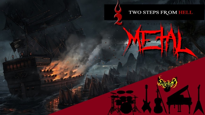 Two Steps From Hell - Cannon in D Minor 【Intense Symphonic Metal Cover】