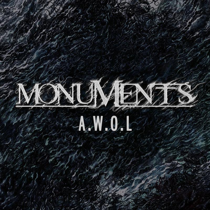 Monuments - A.W.O.L [single] (2018)