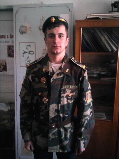 Миша Кулибаба, 18 сентября 1993, Харьков, id151476632