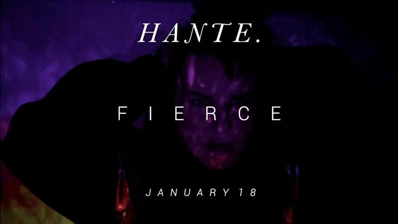 Hante. - FIERCE - Album Teaser